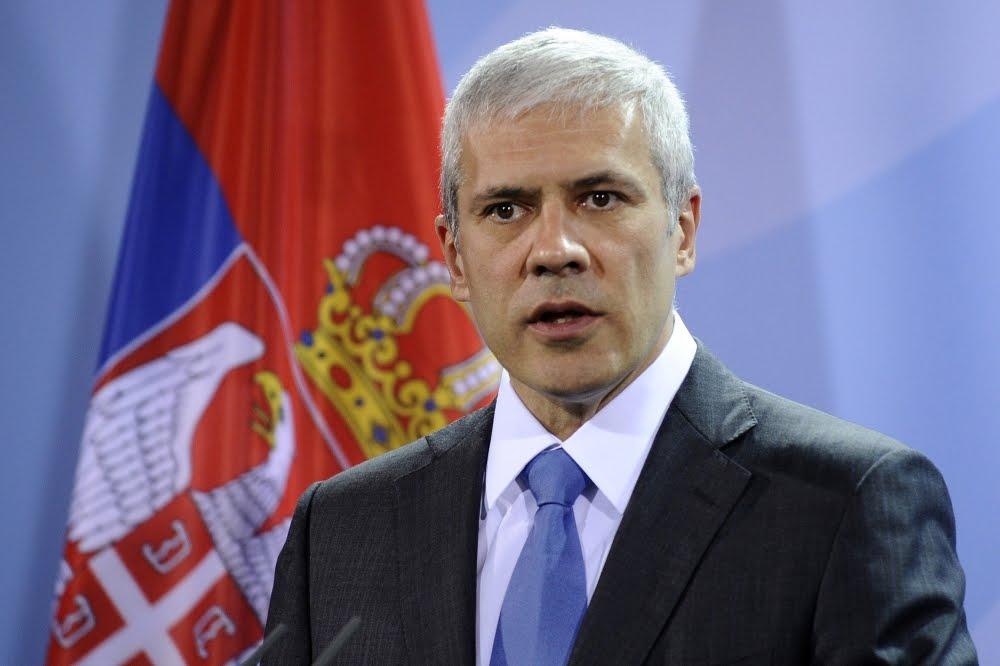 Serbian ex-President re-enters politics