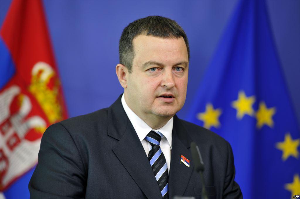 Dačić: Historic moment for Serbia