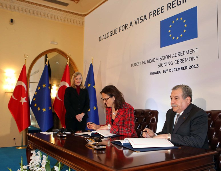 Signing of Bulgaria-Turkey-Greece border co-operation deal postponed after Turkish interior minister's son arrested