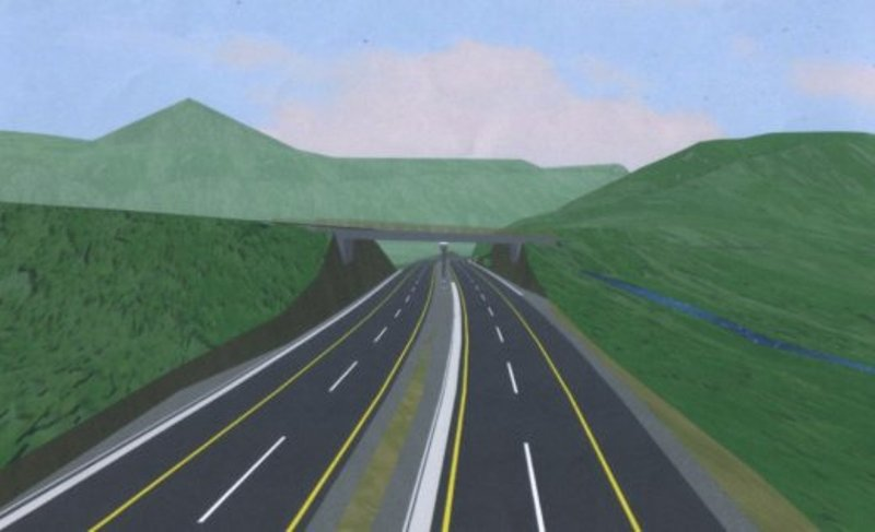 Construction of the most important highway in Montenegro to start in February 2014