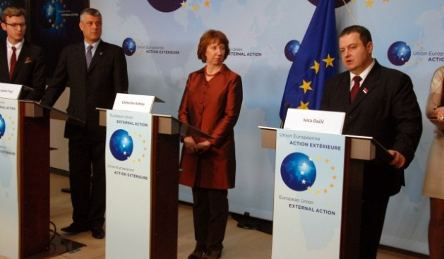 Thaci and Dacic in Brussels again, important meeting for Serbia