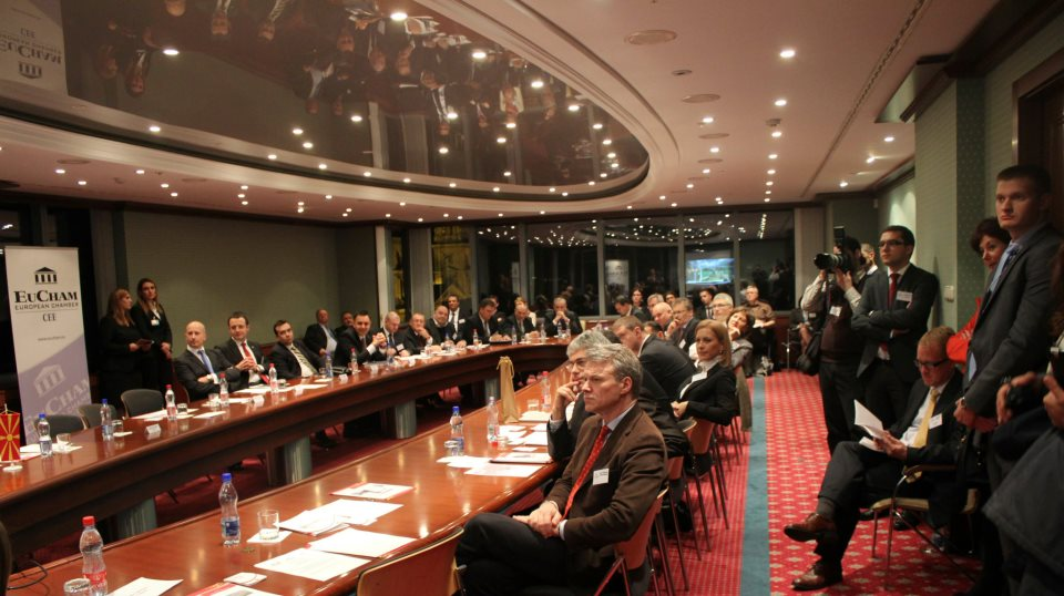 Business forum to be held in Skopje today, over 40 European companies participating