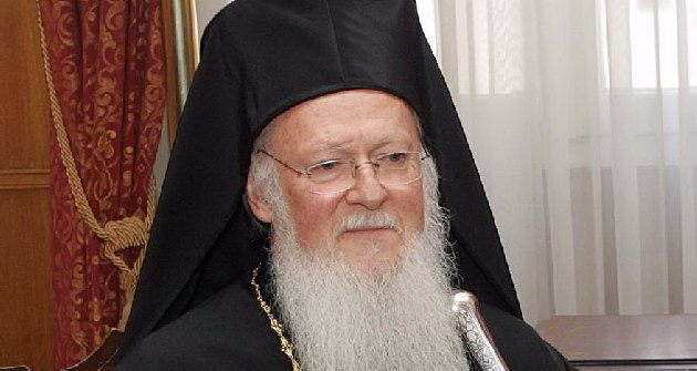 Ecumenical Patriarch named honorary fellow at Bosporus University
