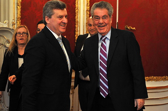 Ivanov-Fisher: Nobody loses if FYROM starts negotiations with the EU