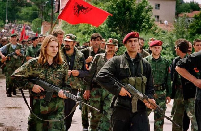 Image result for kosovo liberation army