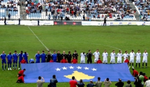 FIFA: Kosovo can play friendly matches, but without the flag