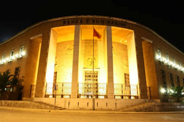 Financial scandal at the Bank of Albania