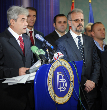 Albanians in the government to boycott presidential elections: We want parliamentary elections