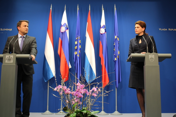 Braušek and Bettel agree on the strengthening of economic ties