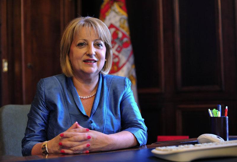 Serbian minister on cannabis legalization