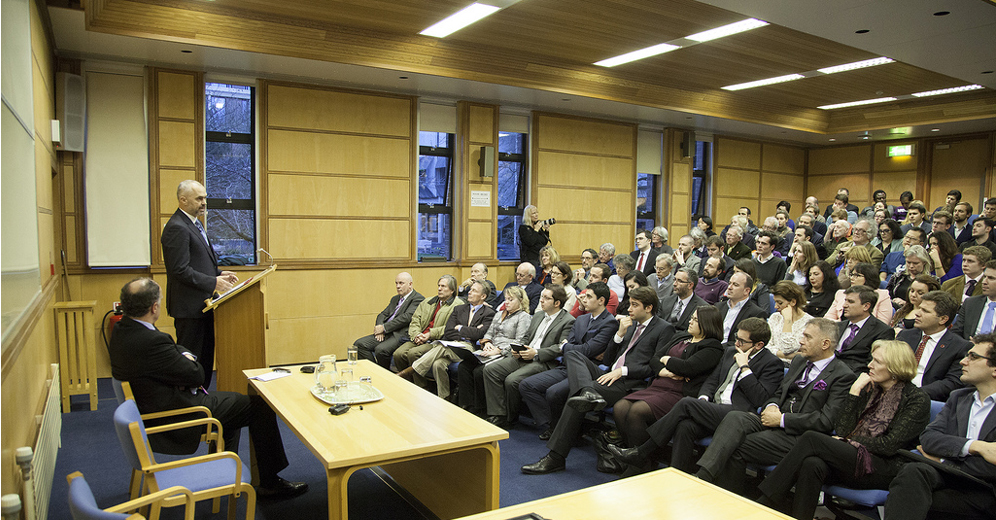Rama: Balkan needs a strong EU