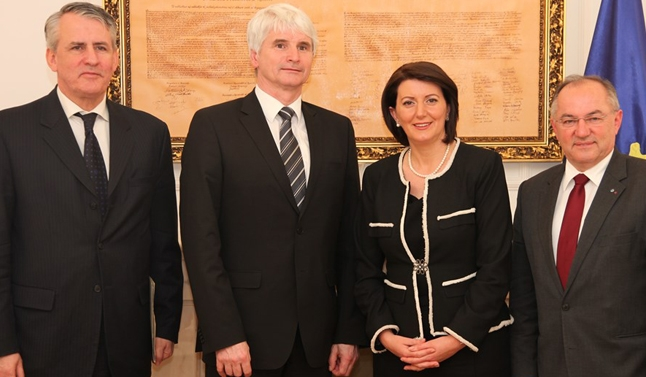 Germany supports Kosovo's accesion in the EU