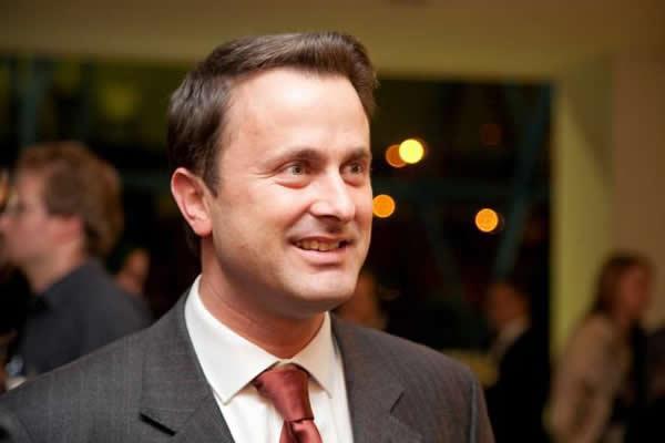 Luxemburg Prime Minister Bettel on official visit to Slovenia