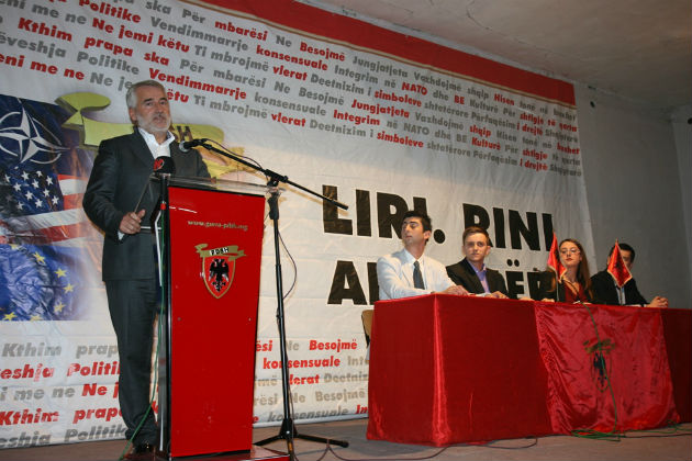 Biggest Albanian opposition party in the country decides to participate in the presidential elections