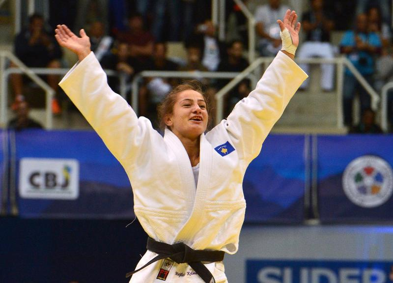 Judo fighter from Kosovo nominated for Laureus World Sports Awards