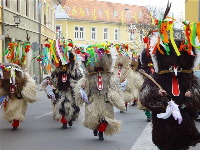 Ptuji ready for the traditional Kurentovanje festival