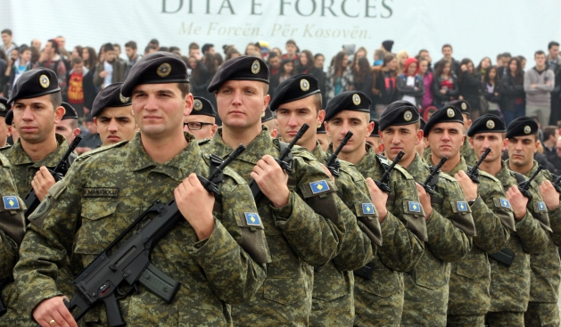 Kosovo's Army, an electoral promise or a reality?