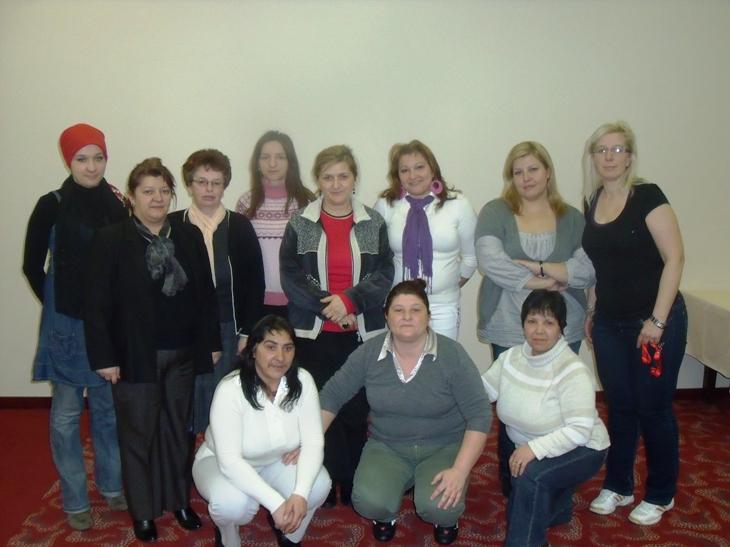IBNA/Interview: Indira Bajramović-President of Association of Roma Women from Tuzla 'Better Future'
