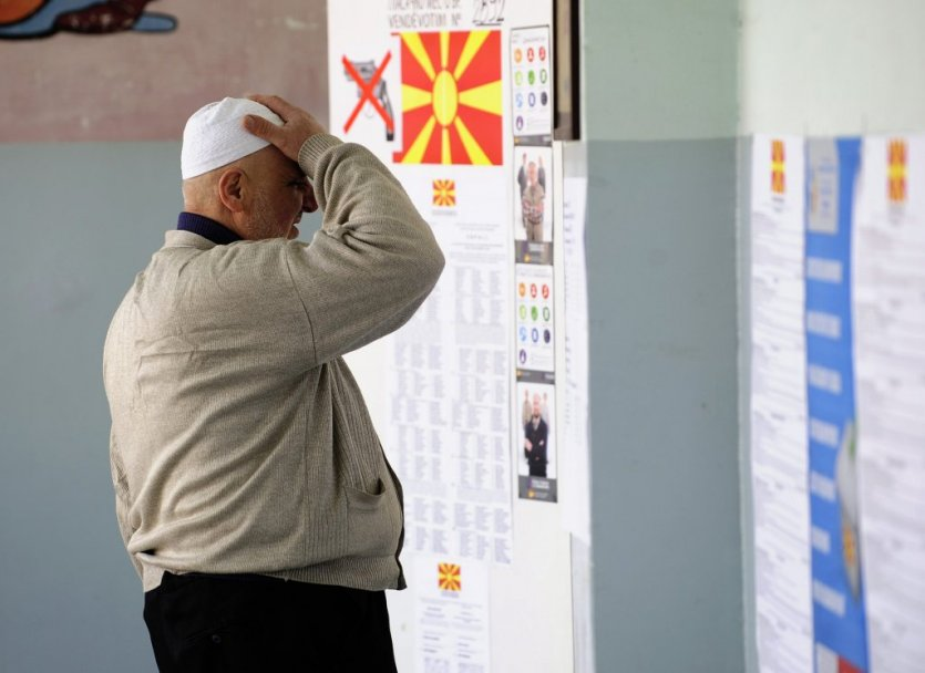 Consensual presidential nominee deepens ethnic divisions in FYR Macedonia