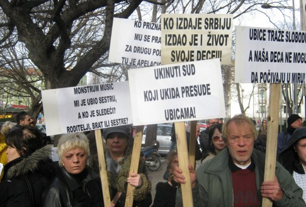Court decisions spark protests and debates in Serbia