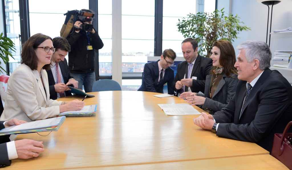 Rexhepi-Çitaku in Brussels: The process of the liberalization of visas must be more dynamic