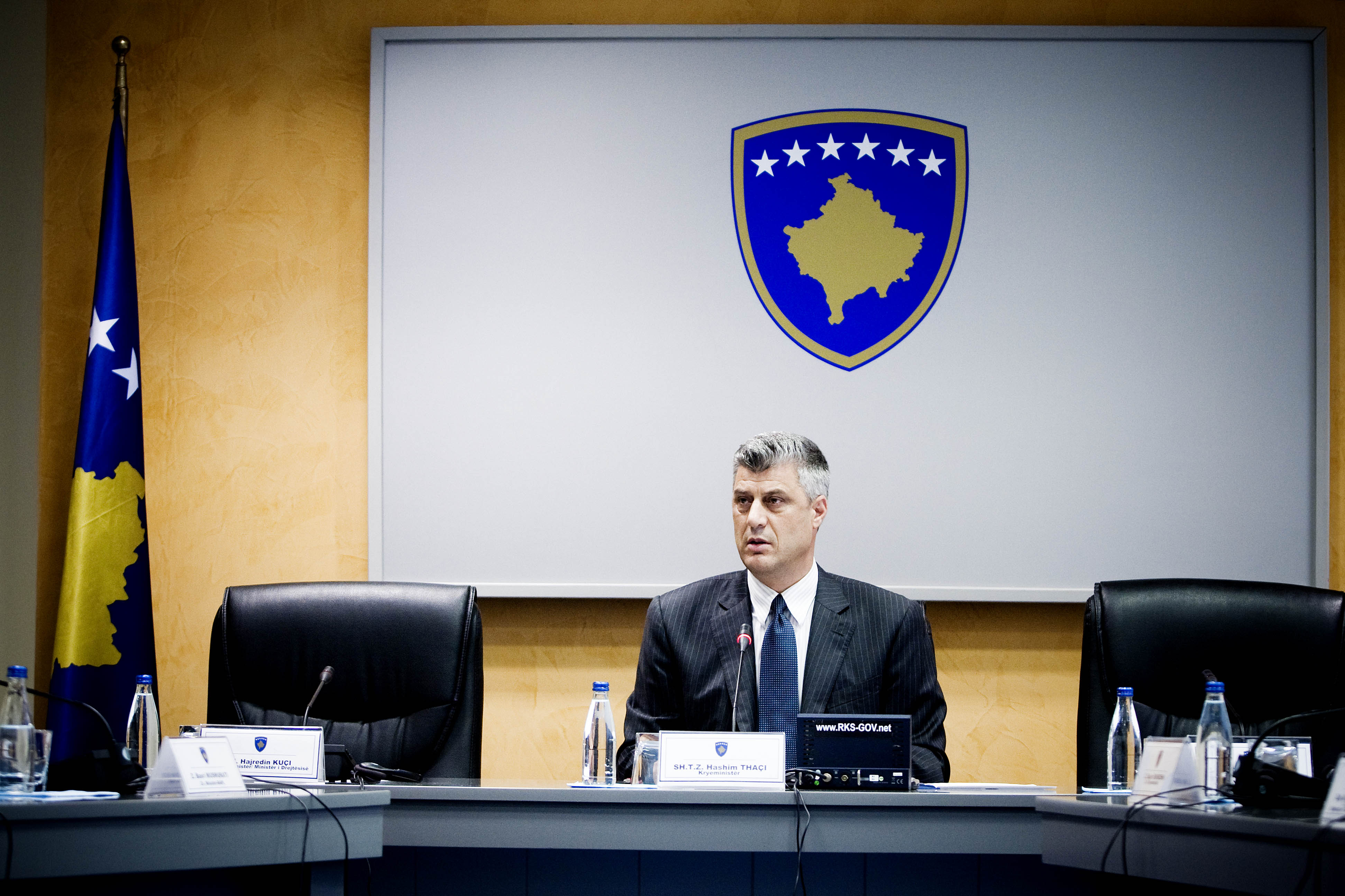 Opposition is not strong enough to overthrow Thaci's government