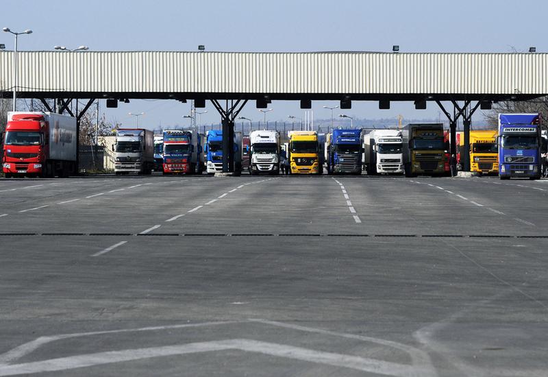 Lorry drivers lift blockade of Bulgarian-Turkish border