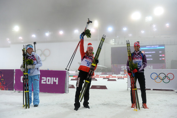 Slovenia wins bronze medal in Biathlon Purduit