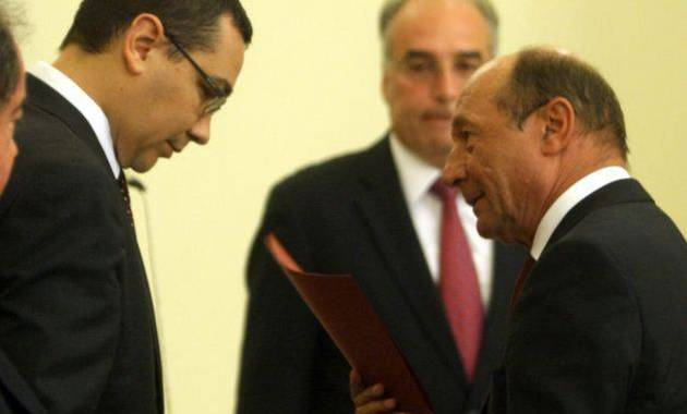 Romanian President, PM trade barbs over Renault plant