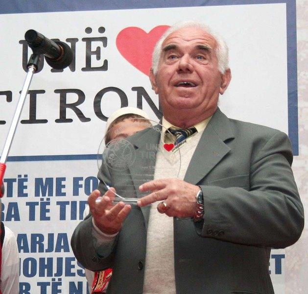 The icon of Albanian humor, Skender Sallaku passes away