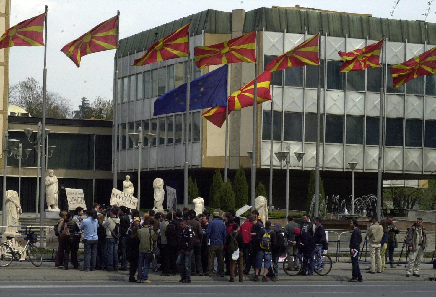 Will the Bosnian scenario take place in FYR Macedonia?