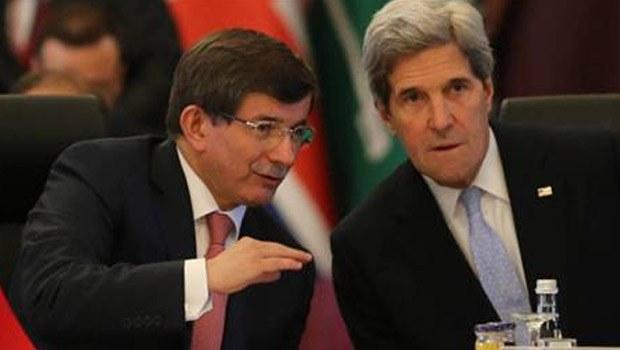 US-Turkish FMs speak on phone about Cyprus