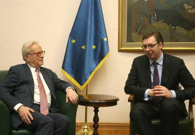 Serbia wants to conclude EU accession talks by 2019