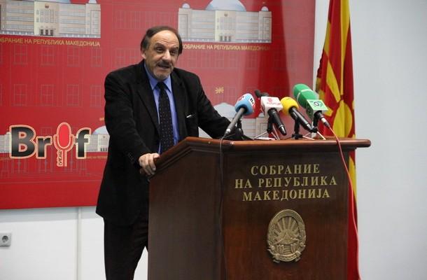 Ibrahimovski: Social revolts may erupt in Macedonia