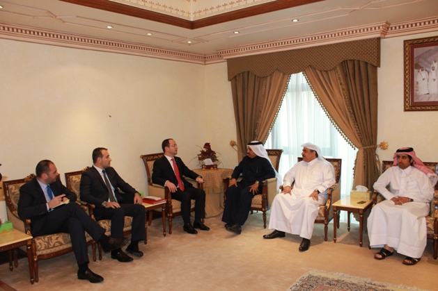 """Albania wants to """"renew contacts"""" with Qatar"""