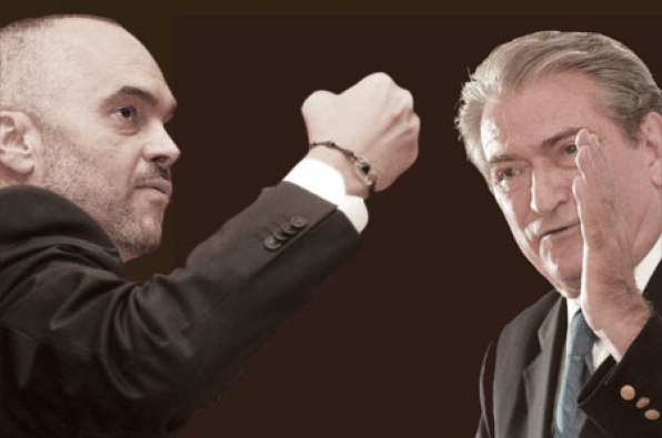 Clashes between PM Rama and former premier Berisha on the presence of TAP in Albanian speaking lands