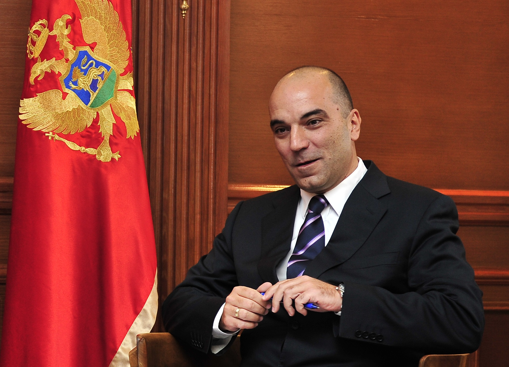 IBNA / Interview: Vladimir Kavaric – Economy Minister in the Government of Montenegro