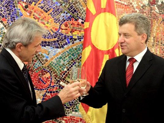 Luxury expenses of president George Ivanov