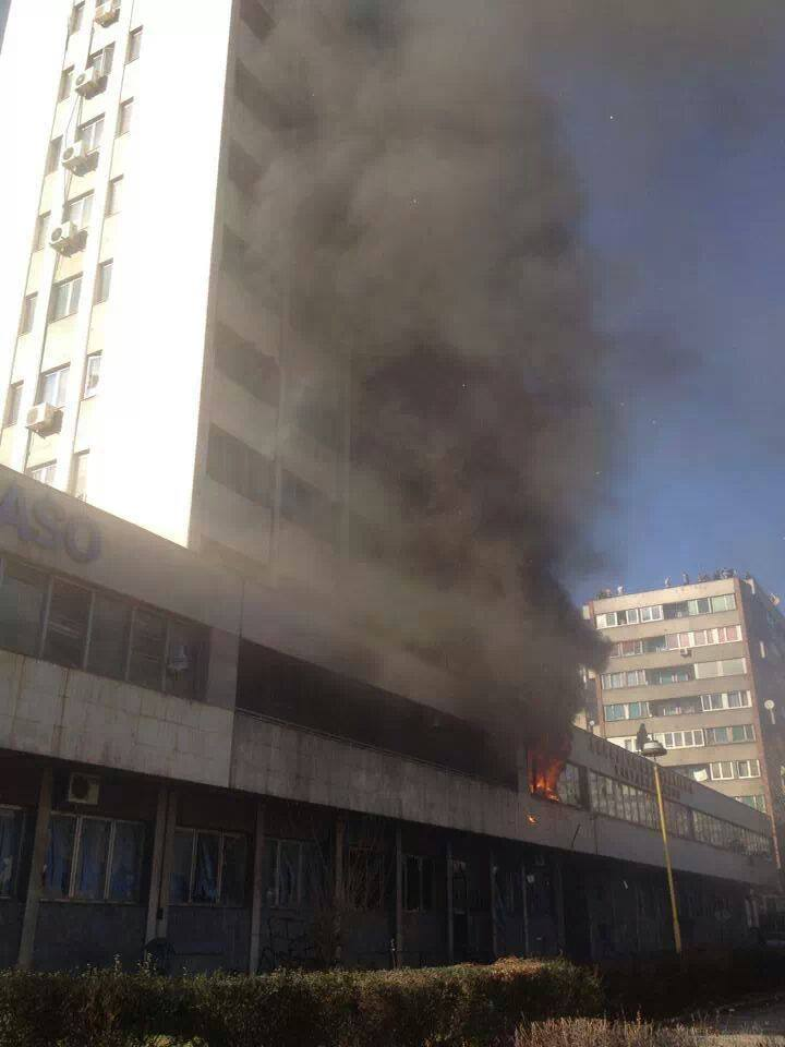 Chaos in B&H: Government Buildings Set on Fire in Sarajevo, Zenica and Tuzla