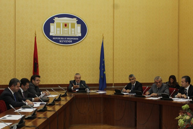 Speaker of parliament invites the opposition to be part of the territorial reform