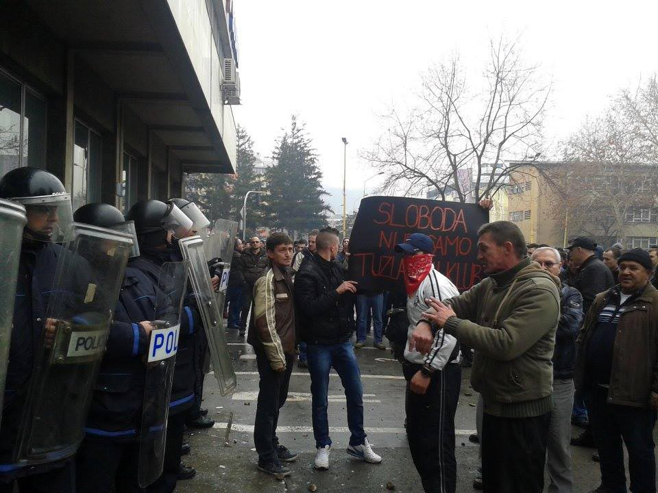 Second Day of Protests in Tuzla: Protestors Seek for Resignation of Tuzla Canton Government