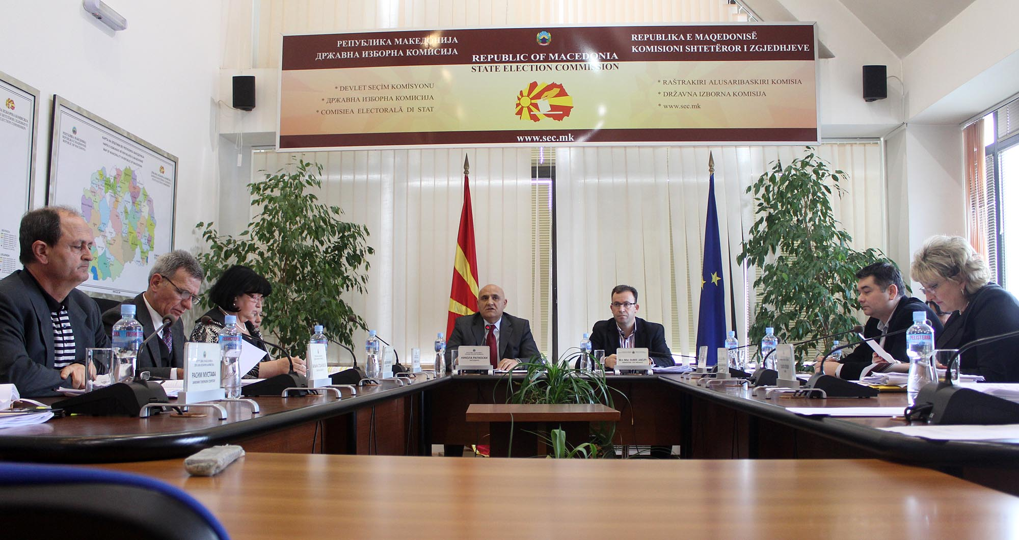 State Election Commission allocates 4 million Euros for the presidential elections