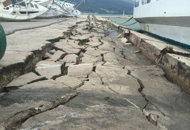 Greek Prime Minister to preside over a meeting to access damage in Cephalonia