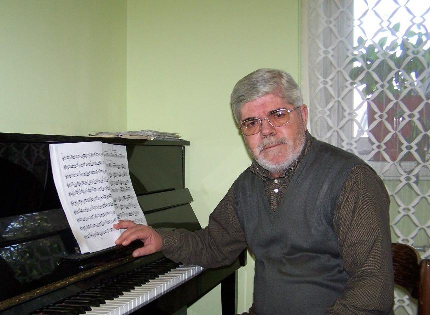 Ibrahim Madhi, the great Albanian violinist passes away