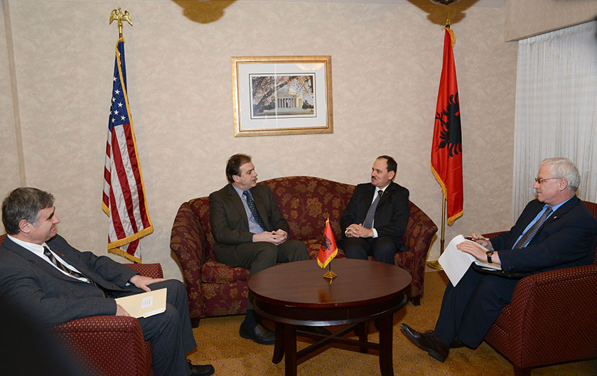 Albanian Diaspora must join around national interests