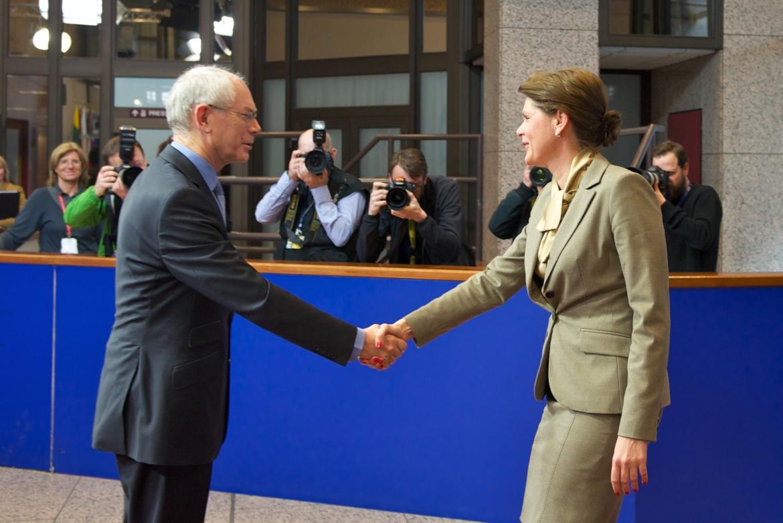 Van Rompuy to visit Slovenia