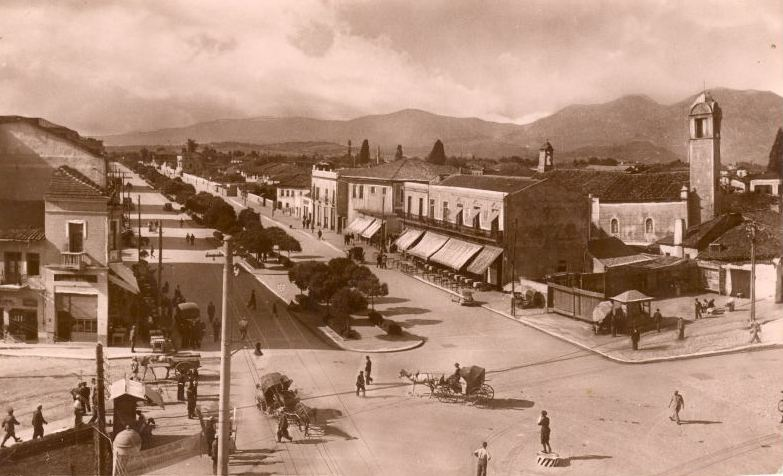 Tirana founded 400 years ago