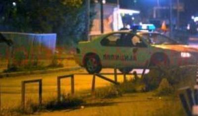 A group of hooligans spread terror in an Albanian inhabited area of Skopje