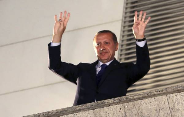 Erdogan is the winner of the elections