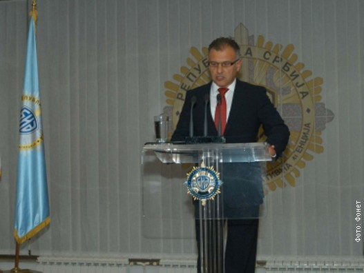 Serbian intelligence official offers resignation
